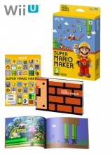 Super Mario Maker & Hardcover Artbook in Doos voor Nintendo Wii U