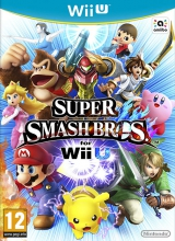 Boxshot Super Smash Bros. for Wii U