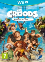 The Croods: Prehistoric Party! voor Nintendo Wii U