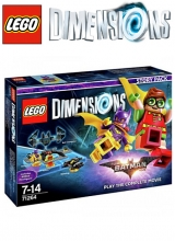 /The LEGO Batman Movie - LEGO Dimensions Story Pack 71264 in Doos Nieuw voor Nintendo Wii U