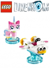 The LEGO Movie Unikitty - LEGO Dimensions Fun Pack 71231 voor Nintendo Wii U