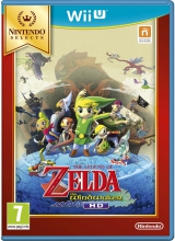 The Legend of Zelda: The Wind Waker HD Nintendo Selects voor Nintendo Wii U