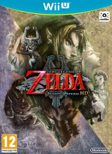 The Legend of Zelda Twilight Princess HD voor Nintendo Wii U
