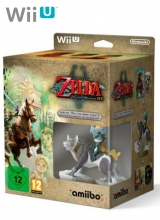 The Legend of Zelda: Twilight Princess HD + Wolf-Link amiibo + Audio CD in Doos voor Nintendo Wii