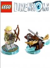 The Lord of the Rings Legolas - LEGO Dimensions Fun Pack 71219 voor Nintendo Wii U