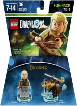 The Lord of the Rings Legolas - LEGO Dimensions Fun Pack 71219 in Doos voor Nintendo Wii