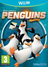 The Penguins of Madagascar voor Nintendo Wii U