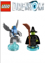 The Wizard of Oz Wicked Witch - LEGO Dimensions Fun Pack 71221 voor Nintendo Wii U