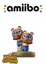 Timmy and Tommy - Animal Crossing Collection voor Nintendo Wii U