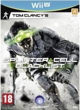 Tom Clancys Splinter Cell Blacklist voor Nintendo Wii U