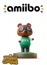 Tom Nook - Animal Crossing Collection Nieuw voor Nintendo Wii