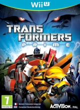 Transformers Prime The Game voor Nintendo Wii U