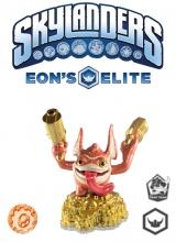 Trigger Happy - Skylanders Eons Elite Character voor Nintendo Wii U