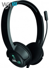Turtle Beach Ear Force NLa Stereo Gaming Headset voor Nintendo Wii U