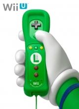 Wii-afstandsbediening Plus Luigi voor Nintendo Wii U