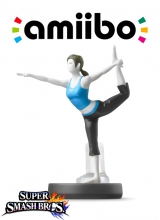 Wii Fit Trainer (Nr. 8) - Super Smash Bros. series voor Nintendo Wii U