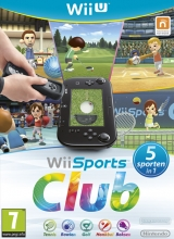 Wii Sports Club voor Nintendo Wii U
