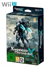 Xenoblade Chronicles X Limited Edition in Doos voor Nintendo Wii
