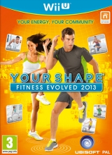 Your Shape: Fitness Evolved 2013 voor Nintendo Wii U