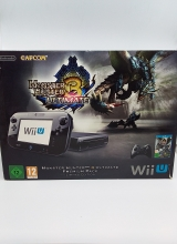 Nintendo Wii U 32GB Monster Hunter 3 Ultimate Limited Edition - Zeer Mooi in Doos voor Nintendo Wii U