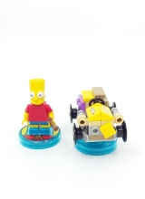 Simpsons Bart - LEGO Dimensions Fun Pack 71211 voor Nintendo Wii U