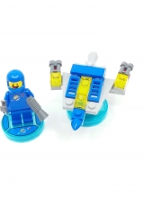 The LEGO Movie Benny - LEGO Dimensions Fun Pack 71214 voor Nintendo Wii U