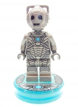Doctor Who Cyberman - LEGO Dimensions Fun Pack 71238 voor Nintendo Wii U