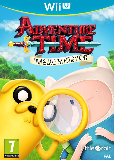 Boxshot Adventure Time: Finn and Jake Investigations