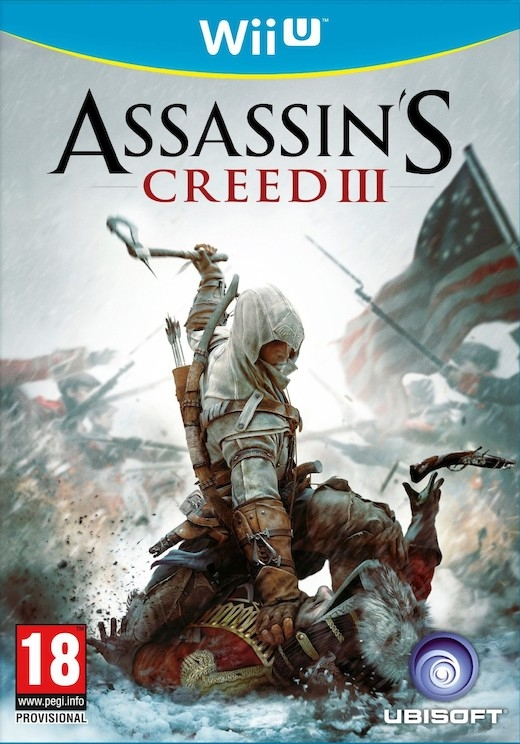 Boxshot Assassin's Creed III