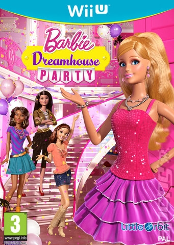 Boxshot Barbie Dreamhouse Party