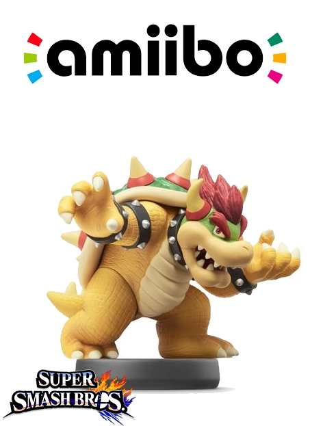 Boxshot Bowser (Nr. 20) - Super Smash Bros. series