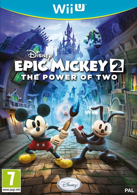 Boxshot Disney Epic Mickey 2: The Power of Two