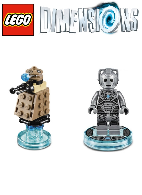 Boxshot Doctor Who Cyberman - LEGO Dimensions Fun Pack 71238