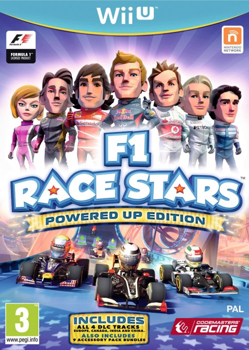 Boxshot F1 Race Stars: Powered Up Edition
