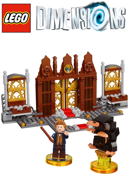 Boxshot Fantastic Beasts and Where to Find Them - LEGO Dimensions Story Pack 71253