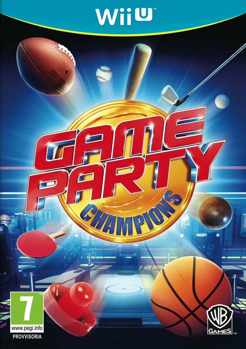 Boxshot Game Party Champions