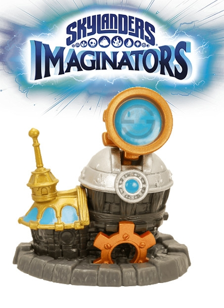 Boxshot Gryphon Park Observatory - Skylanders Imaginators New Level