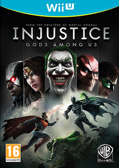 Boxshot Injustice: Gods Among Us