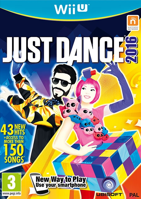 Boxshot Just Dance 2016