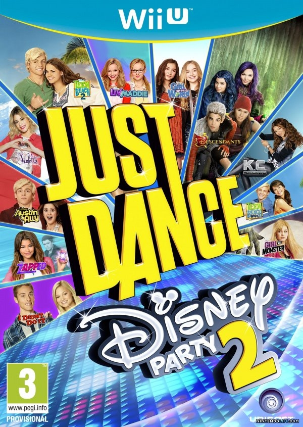 Boxshot Just Dance: Disney Party 2