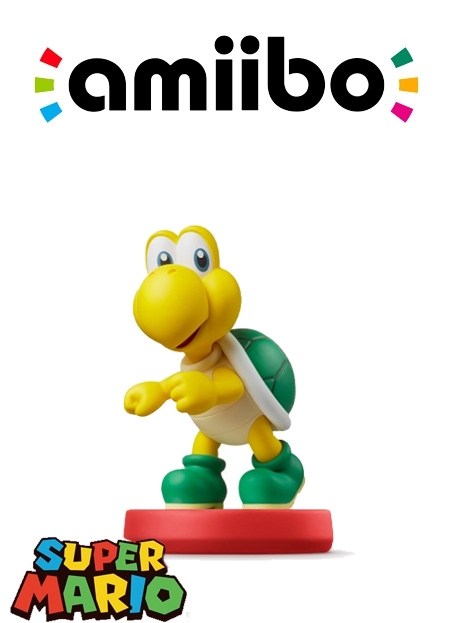 Boxshot Koopa Troopa - Super Mario series