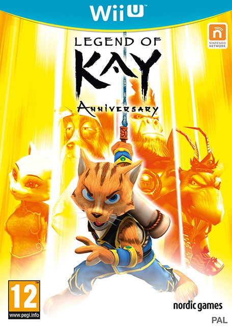 Boxshot Legend of Kay Anniversary