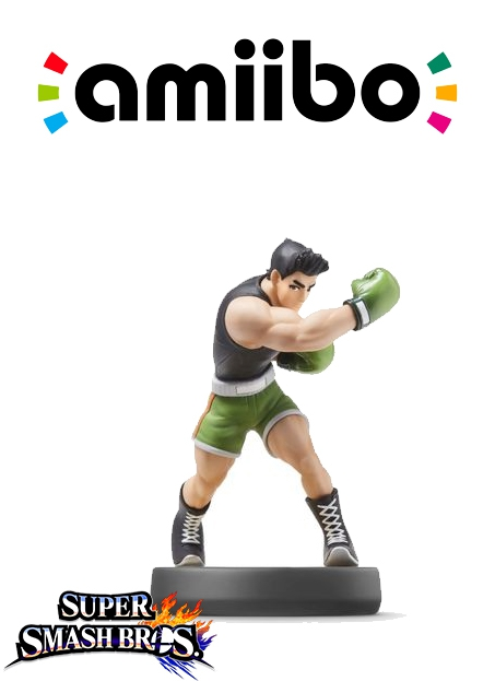 Boxshot Little Mac (Nr. 16) - Super Smash Bros. series