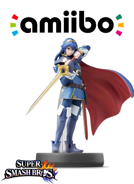 Boxshot Lucina (Nr. 31) - Super Smash Bros. series