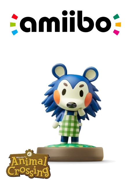 Boxshot Mabel - Animal Crossing Collection