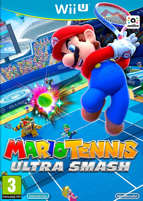 Boxshot Mario Tennis: Ultra Smash