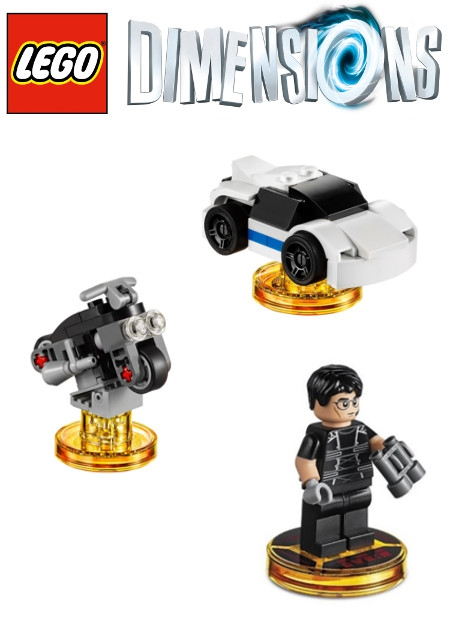 Boxshot Mission Impossible - LEGO Dimensions Level Pack 71248