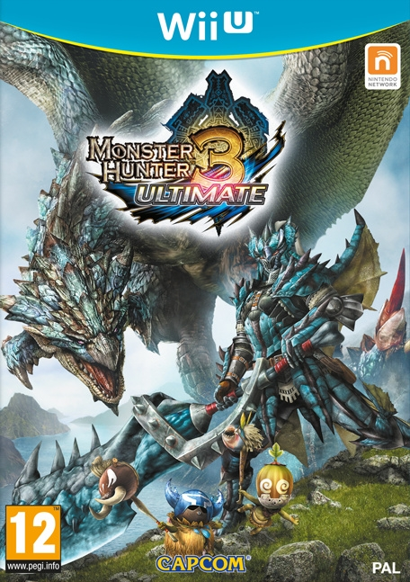 Boxshot Monster Hunter 3 Ultimate