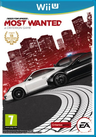 Boxshot Need for Speed: Most Wanted U