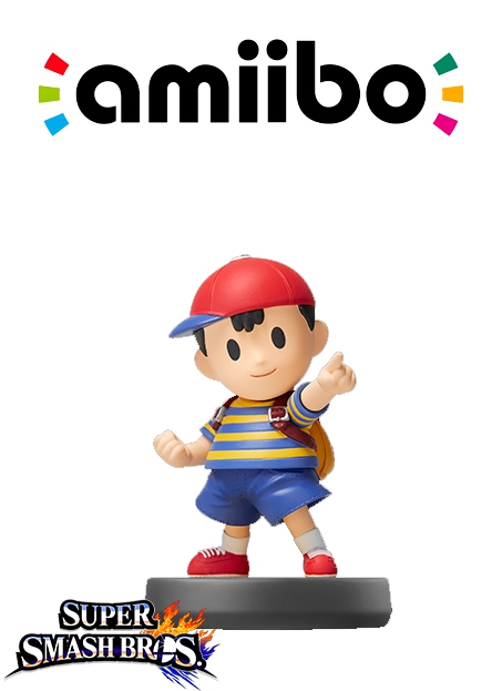 Boxshot Ness (Nr. 34) - Super Smash Bros. series